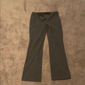 Grey express columnist pants